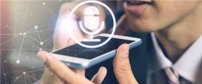 Stem zoeken en Voice-app domineren de helft van de zoekopdrachten op Google